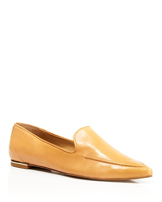 Ivanka Trump Pointy Toe Flats $130